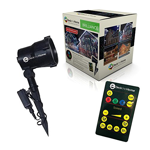 Deck-the-Home-Laser-Lights-Red-Green-Blue-Motion-Pinpoints-Premium-Christmas-Laser-Light-Projector-with-RF-Remote-0
