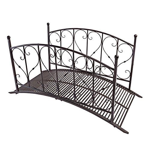 design toscano lovers bridge metal garden bridge 51300 as of september 13 2017 202 pm 39999