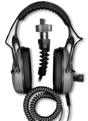DetectorPro-Gray-Ghost-Amphibian-for-Garrett-AT-ProGold-and-Infinium-Metal-Detector-Headphones-0