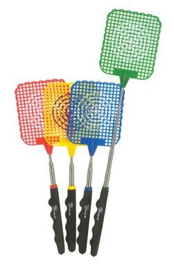 Diamond-Visions-Extendable-Fly-Swatter-Rubber-27-Assorted-Colors-0