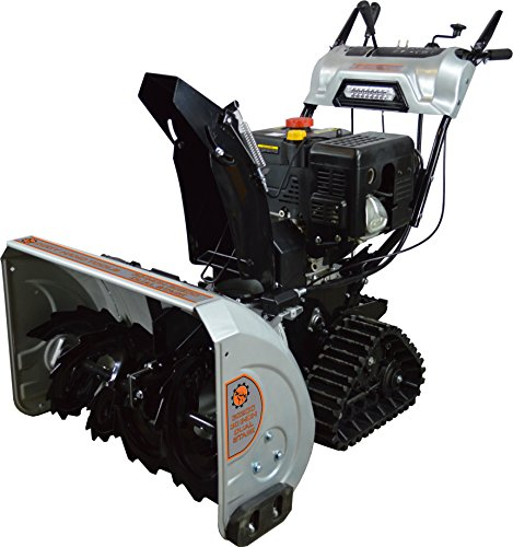 Dirty-Hand-Tools-103880-30-Dual-Stage-Snow-Blower-with-Tracks-302cc-Loncin-Engine-0