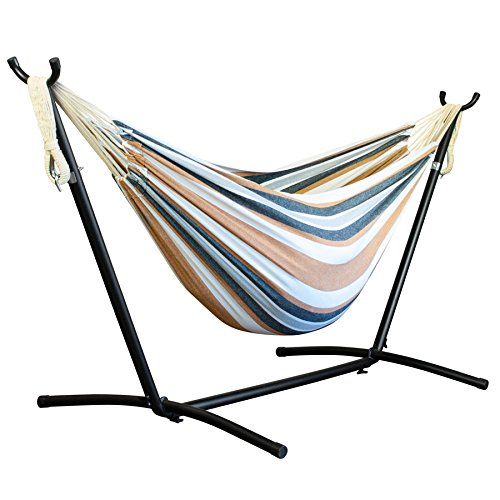 Driftsun Space Saving Patio And Lawn Portable Hammock With