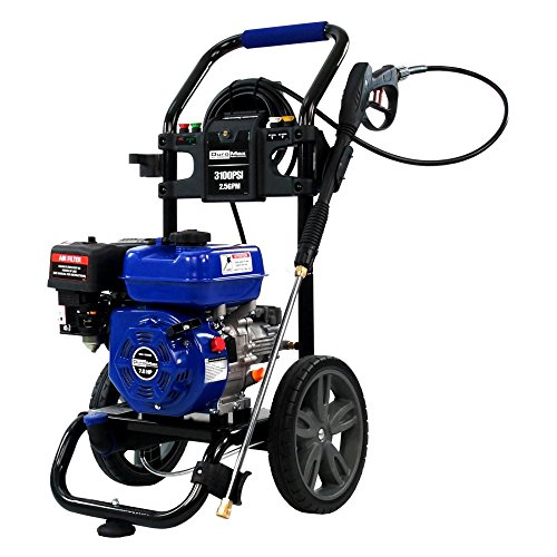 DuroMax-3100-PSI-25-GPM-7-Hp-Gas-Powered-Turbo-Nozzle-Pressure-Washer-0