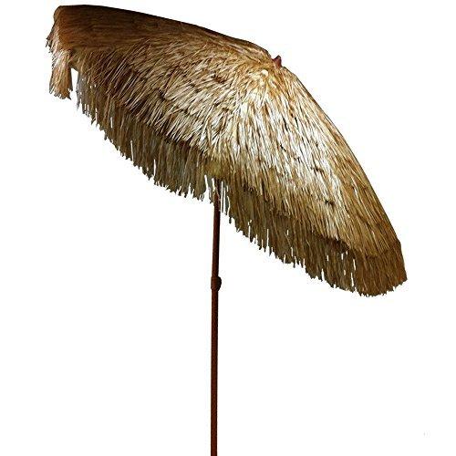 EasyGo 65 Thatched Umbrella 0 1