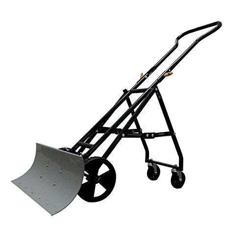 Easygo Folding Four Wheeled Snow Plow Foldable 4 Wheel