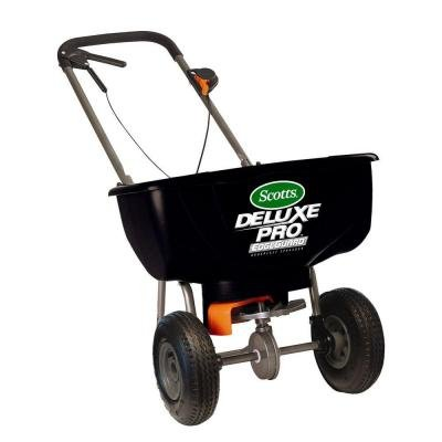 Edge-Guard-Pro-15000-Sq-Ft-Broadcast-Spreader-with-Pneumatic-Tires-for-Increased-Stability-Around-the-Lawn-and-Landscape-0