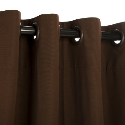 Essentials-by-DFO-Bay-Brown-Sunbrella-nickel-grommeted-outdoor-curtain-84-long-0-0