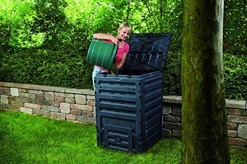 Exaco-628001-Eco-Master-Polypropylene-Composter-120-Gallon-Black-0-1