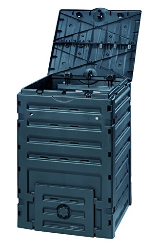 Exaco-628001-Eco-Master-Polypropylene-Composter-120-Gallon-Black-0