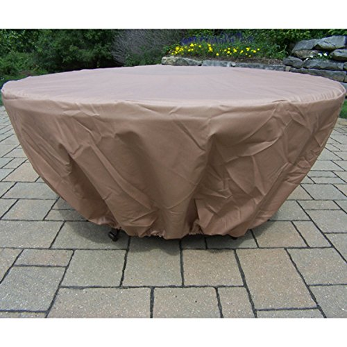 Fabric Weather Cover For 48 Inch Round And 43 Inch Octagon