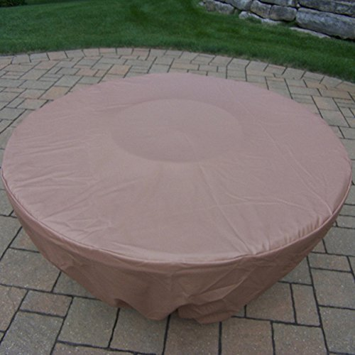 Fabric-Weather-Cover-for-48-inch-Round-and-43-inch-Octagon-Gas-Firepit-Tables-0
