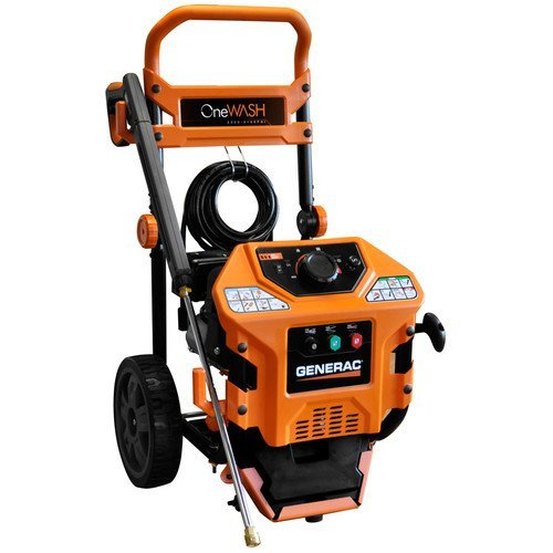 Pacific Hydrostar 1650 Psi Pressure Washer With Auto Stop