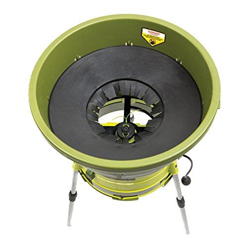 Factory-Refurbished-Sun-Joe-SDJ616-13-Amp-161-Reduction-Electric-Leaf-MulcherShredder-0-1