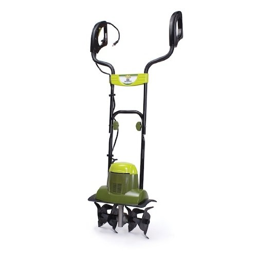 Factory-Refurbished-Sun-Joe-TJ600E-65-AMP-Electric-Garden-TillerCultivator-0
