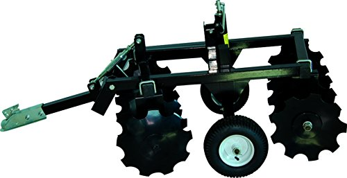 Field Tuff Atv Dh Disc Harrow For Atvs Utvs Farm