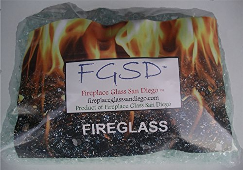 Fire-Glass-Clear-with-slight-aqua-tint-2-Kinds-Medium-Extra-Large-50-LBS-0-1