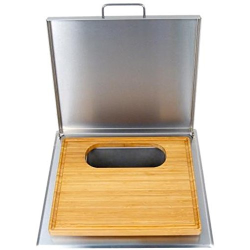 Fire-Magic-Cut-And-Clean-Combo-Trash-Chute-With-Cutting-Board-53816-0
