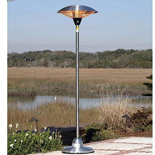 Fire Sense Infrared Indoor/Outdoor Heater With Pole Mount P.