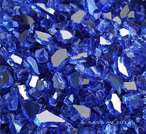 Fireglass-Fireplace-Fire-Pit-Glass-14-Cobalt-Reflective-Cr-42-LBS-0