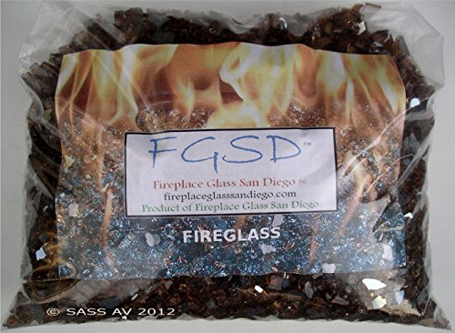 Fireglass-Fireplace-Fire-Pit-Glass-14-Copper-Reflective-40LBS-0-0