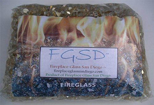Fireglass-Fireplace-Fire-Pit-Glass-14-Gold-Reflective-25-LBS-0-1