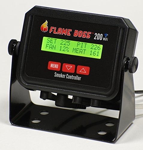 Flame-Boss-200-WiFi-Kamado-Grill-Smoker-Temperature-Controller-0