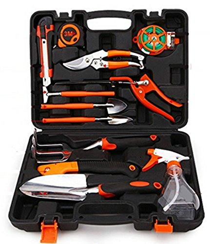 Garden-Tools-Set-12-Pieces-Home-Precision-ToolErgonomic-Design-Soft-Touch-Handles-0
