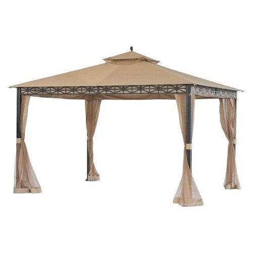 Garden Winds Replacement Canopy For Allogio Gazebo