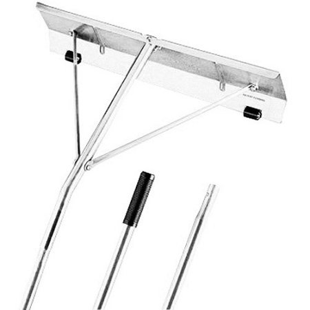 Garelick 21 Snow Roof Rake Prevents Damage From Ice