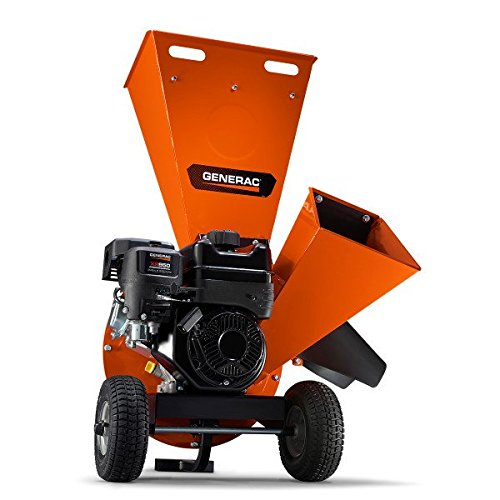 Generac-3-Gas-Powered-Chipper-Shredder-0