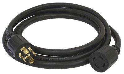 Generac-6328-25-Foot-30-Amp-Generator-Cord-with-NEMA-L14-30-Ends-for-Maximum-7500-Watt-Generators-0