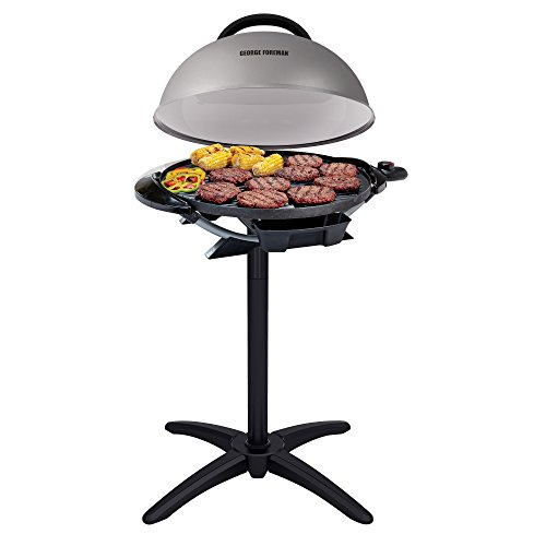 George-Foreman-GFO240S-IndoorOutdoor-Electric-Grill-Silver-0-1