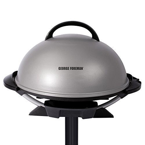 George-Foreman-GFO240S-IndoorOutdoor-Electric-Grill-Silver-0