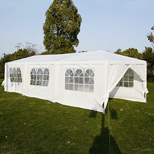 Giantex-10x30Heavy-duty-Gazebo-Canopy-Outdoor-Party-Wedding-Tent-by-Giantex-0-0