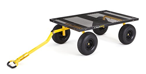 Gorilla-Carts-Heavy-Duty-Steel-Utility-Cart-with-Removable-Sides-and-15-Tires-with-1400-lb-Capacity-Black-0-0