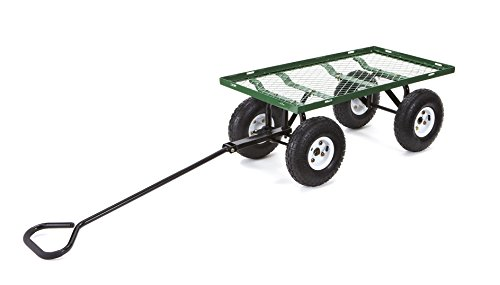 Gorilla-Carts-Steel-Garden-Cart-with-Removable-Sides-with-a-Capacity-of-400-lb-Green-0-0