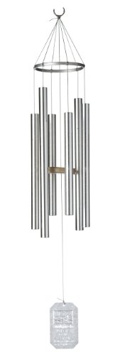 Grace-Note-Chimes-1PT-Earthsong-Wind-Chimes-30-Inch-Silver-0