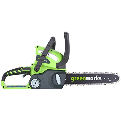 GreenWorks-2000219-40V-12-Cordless-Chainsaw-Includes-Battery-and-Charger-0