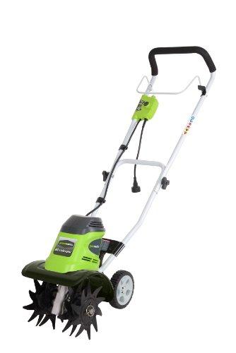 GreenWorks-27072-8-Amp-10-Inch-Corded-Tiller-0