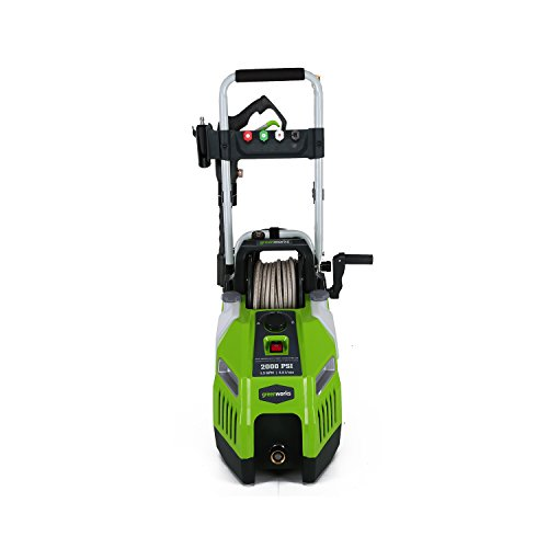 Greenworks Gpw2001 13 Amp 2000 Psi 1 2 Gpm Electric