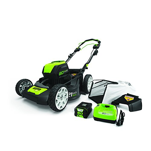 GreenWorks-Pro-MO80L510-80V-21-Inch-Self-Propelled-Cordless-Lawn-Mower-5Ah-Battery-and-Charger-Included-0