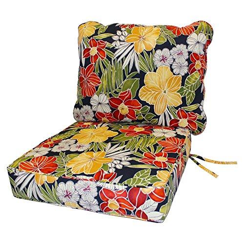 Greendale-Home-Fashions-OC7820-Aloha-Black-Deep-Seat-Cushion-Set-0