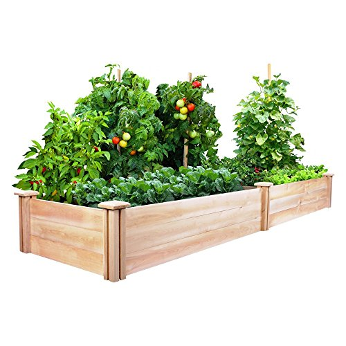 Greenes-2-x-8-ft-x-105H-in-Cedar-Raised-Garden-Kit-0