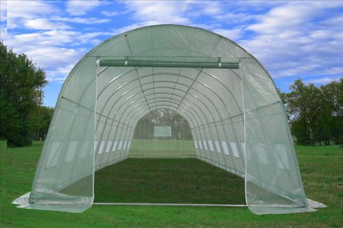 Greenhouse-33x13x75-Large-Heavy-Duty-Green-House-Walk-in-Hothouse-185-Pounds-By-DELTA-Canopies-0