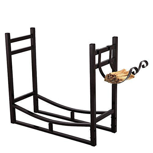 HIO-Heavy-Duty-Firewood-Racks-3-Foot-IndoorOutdoor-Log-Rack-with-Kindling-Holder-30-Inch-Tall-0