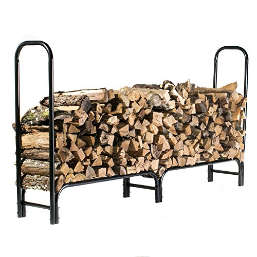 HIO-Large-Heavy-Duty-Outdoor-Firewood-Racks-8-Foot-Steel-Wood-Storage-Log-Rack-Holder-0
