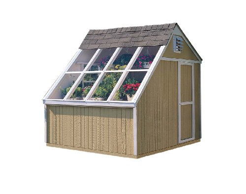 Handy-Home-Products-10-Feet-by-8-Feet-Phoenix-Solar-Shed-0