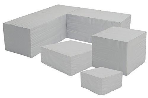 Harmonia-Living-HL-CVR-CL-8SEC-Covers-For-8-Piece-Sectional-Set-0
