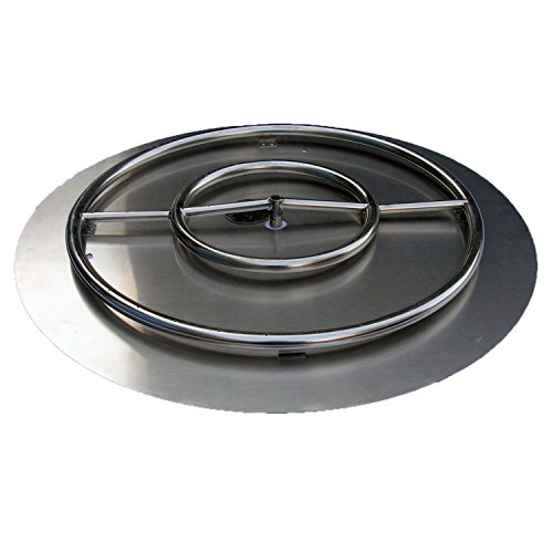 HearthDistribution-FPK-OBRSS-30R-30in-SS-Fire-Pit-Ring-Burner-with-Pan-0