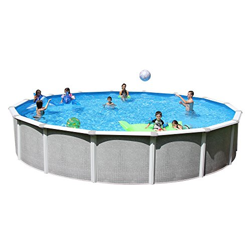 Heritage-TA-1852GP-DXP-Taos-Complete-Above-Ground-Pool-18-Feet-x-52-Inch-0